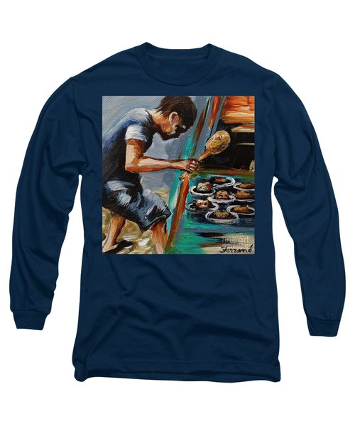 Whack A Mole Long Sleeve T-Shirt
