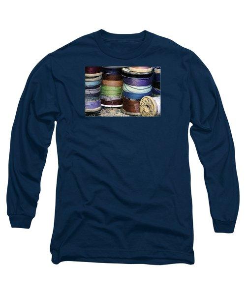 Spools Of Thread Long Sleeve T-Shirt