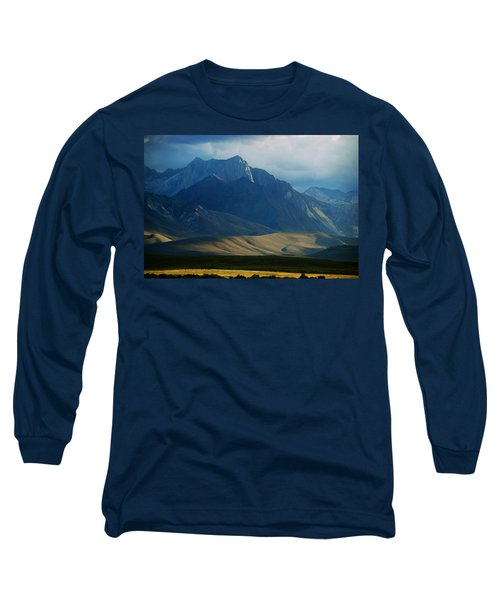 Where The West Commences Long Sleeve T-Shirt