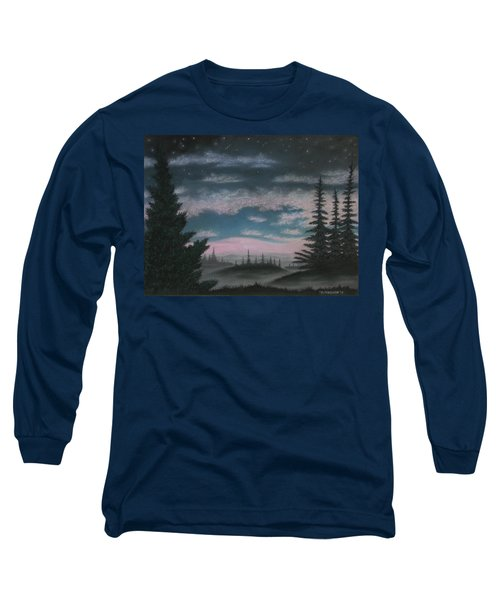 Whispering Pines 02 Long Sleeve T-Shirt