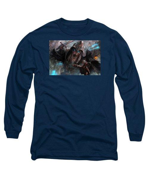 Wight Of Precinct Six Long Sleeve T-Shirt