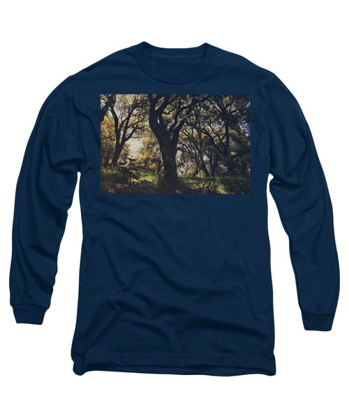 Long Sleeve T-Shirt featuring the photograph Wildly And Desperately My Arms Reached Out To You by Laurie Search