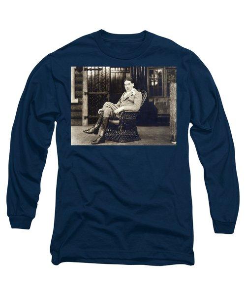 William K. Vanderbilt Long Sleeve T-Shirt