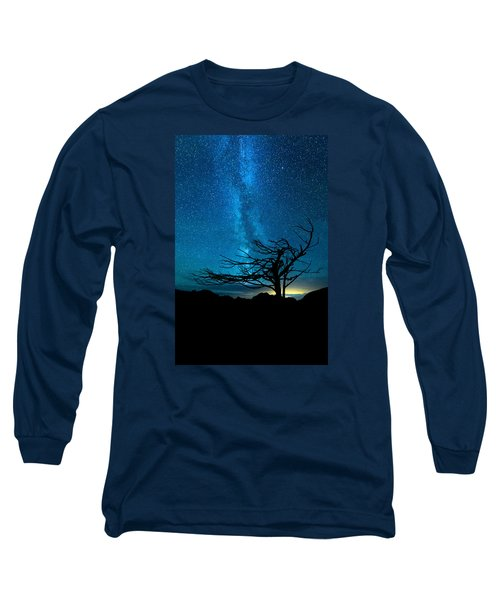 Chance Long Sleeve T-Shirt by Dustin  LeFevre