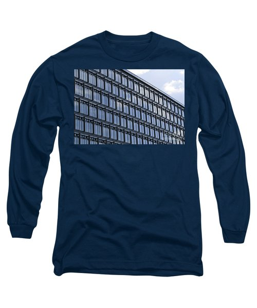 Long Sleeve T-Shirt featuring the photograph Windows In Copenhagen by Victoria Harrington