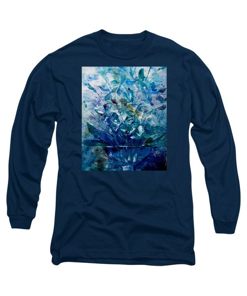 Winter Bouquet Long Sleeve T-Shirt