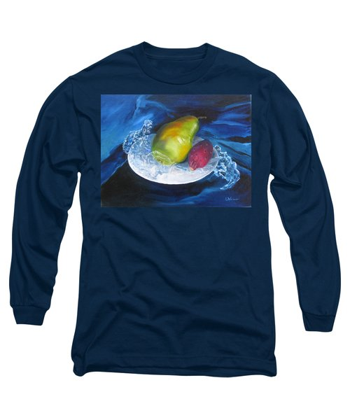 Winter Pears Long Sleeve T-Shirt