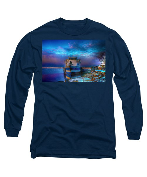 Welcome Sun Breaking The Cold Long Sleeve T-Shirt