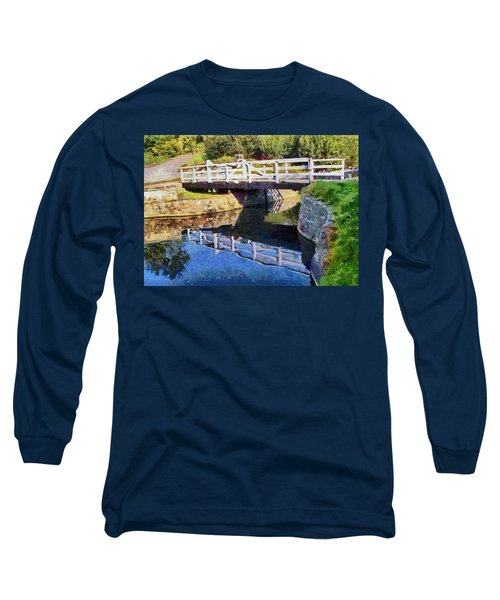 Wooden Bridge Long Sleeve T-Shirt