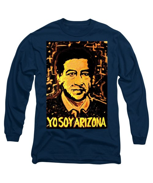 Yo Soy Arizona Long Sleeve T-Shirt