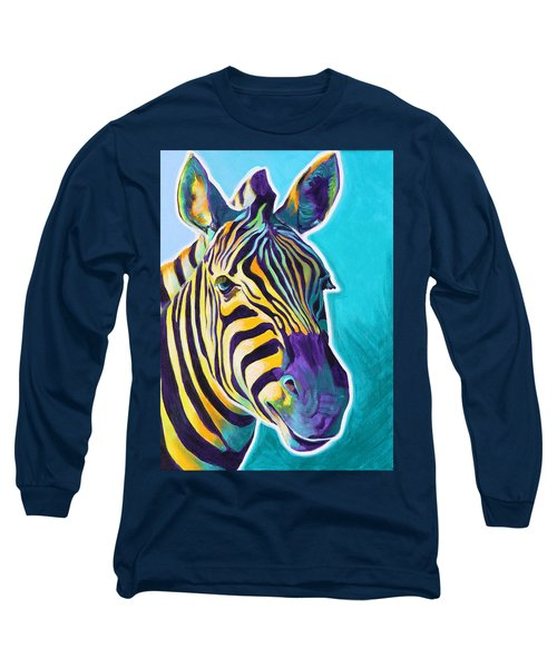 Zebra - Sunrise Long Sleeve T-Shirt