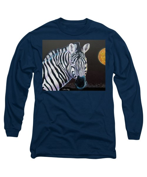 As Night As Day  Long Sleeve T-Shirt