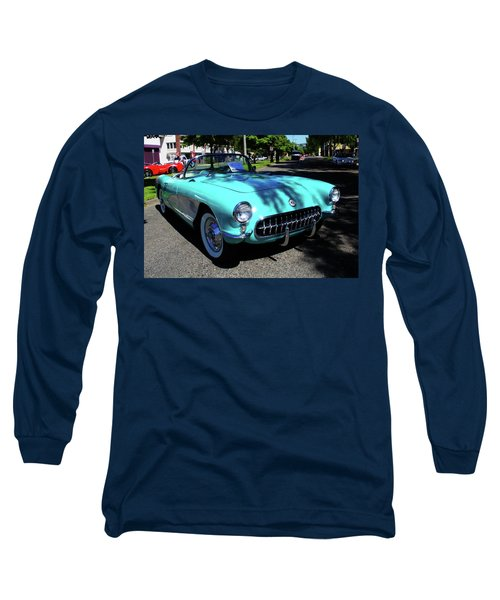 55 Corvette Long Sleeve T-Shirt