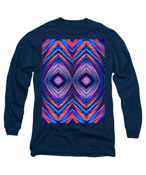 Diamond Duo Long Sleeve T-Shirt