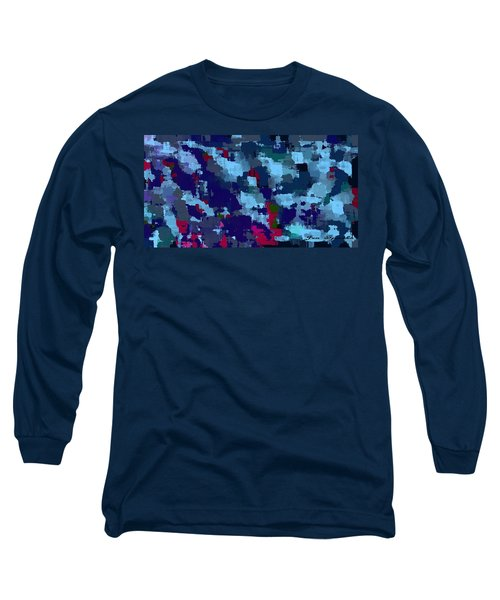 Patched Long Sleeve T-Shirt