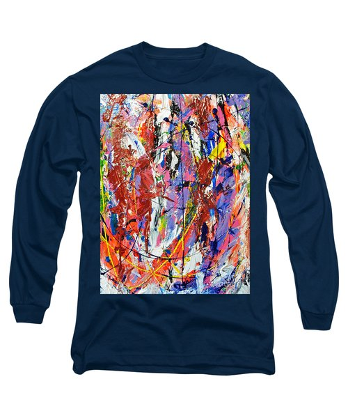Jazz Long Sleeve T-Shirt by Elf Evans
