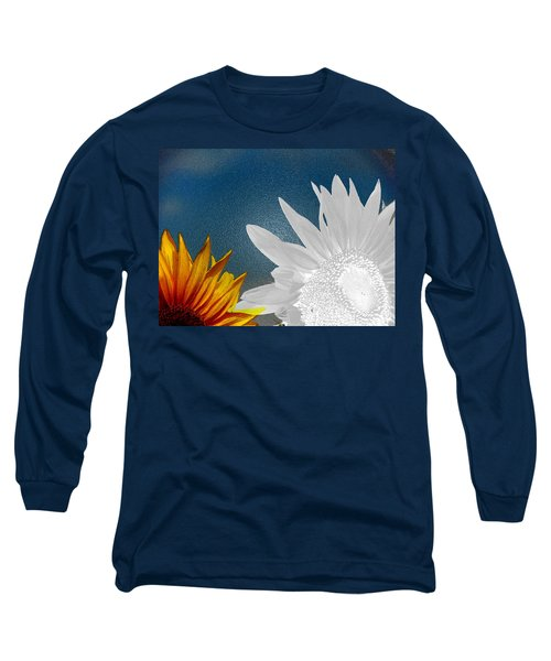 Now And Then  Long Sleeve T-Shirt by Lenore Senior