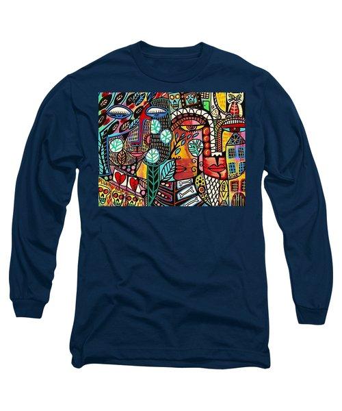 Rebirth Tree Of Life Long Sleeve T-Shirt