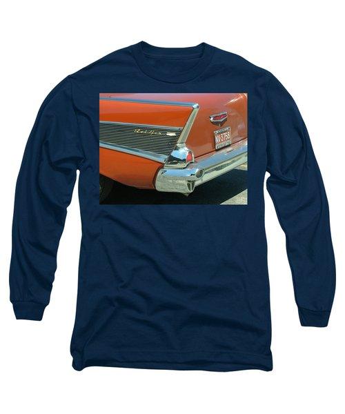 1957 Chevy Belair Long Sleeve T-Shirt