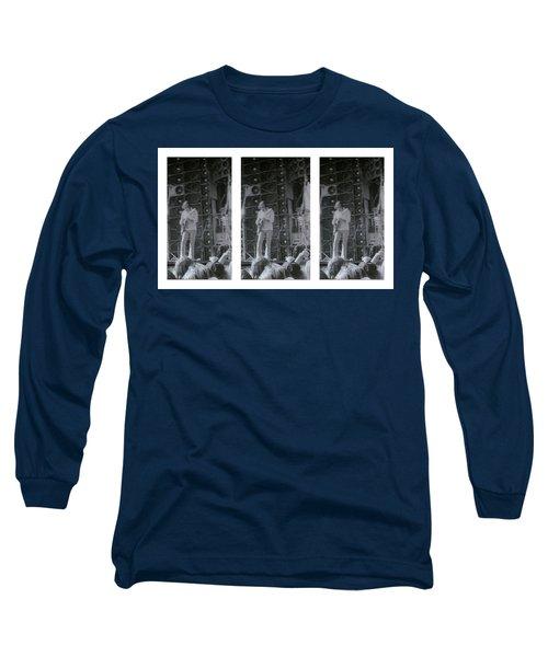 Bob Weir Grateful Dead 74 Dsm Ia Long Sleeve T-Shirt