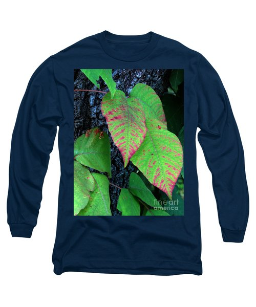 A Touch Of Autumn Long Sleeve T-Shirt
