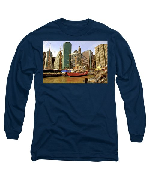 Long Sleeve T-Shirt featuring the photograph Ambrose by Alice Gipson