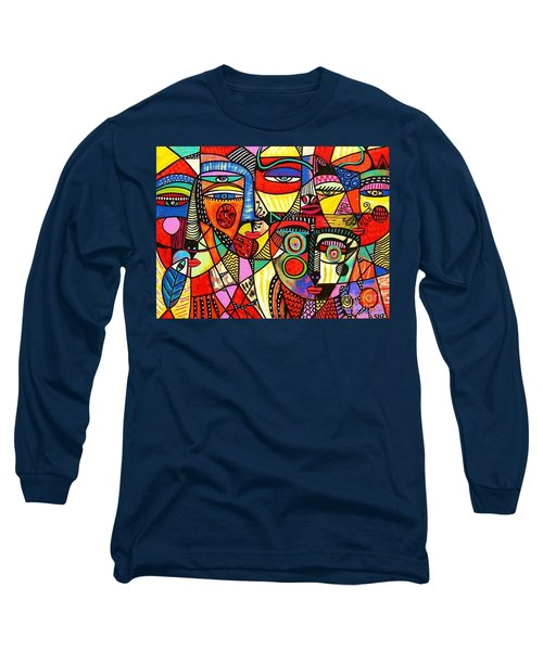 Animal Goddesses Long Sleeve T-Shirt