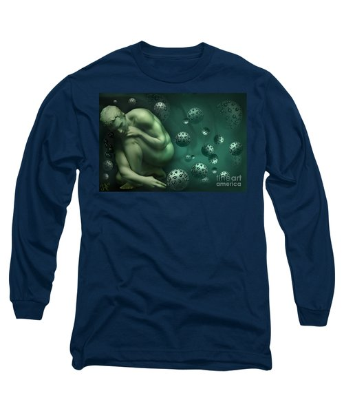 Animus Breathing Viriditas Long Sleeve T-Shirt
