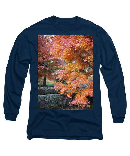 Autumn Momiji Long Sleeve T-Shirt