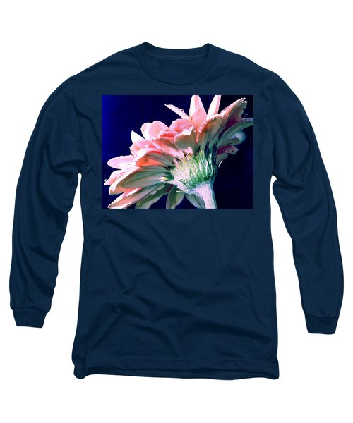 Bathing In Moonlight Long Sleeve T-Shirt