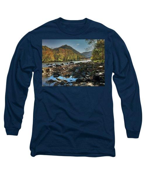 Beautiful Mountaina Long Sleeve T-Shirt