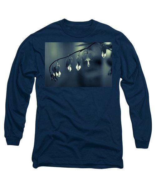 Bleeding Heart Long Sleeve T-Shirt by Andreas Levi