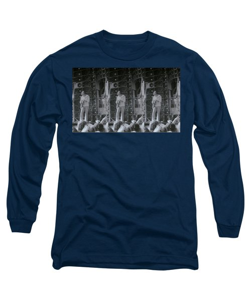 Bob Weir Grateful Dead 74 Dsm Ia Long Sleeve T-Shirt
