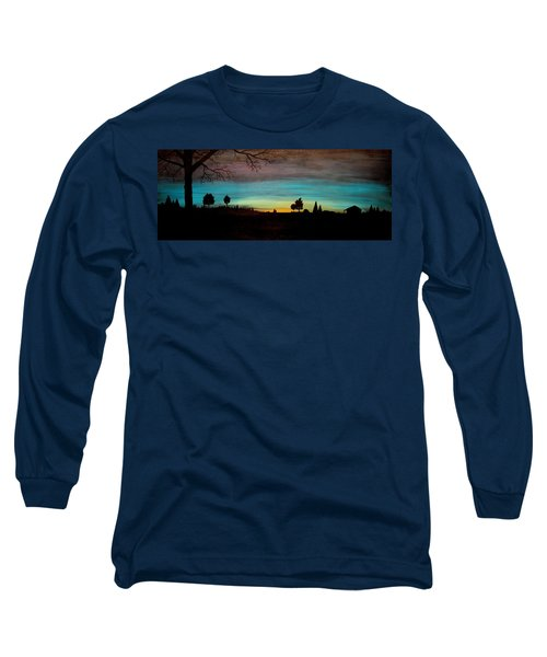 Brock's Cabin Long Sleeve T-Shirt