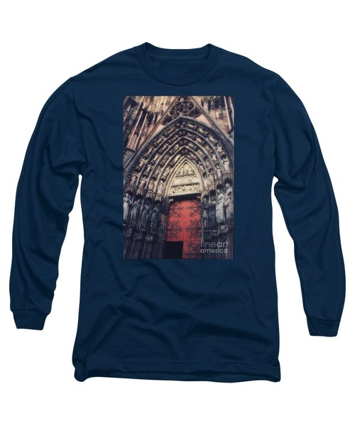 Cathedral Long Sleeve T-Shirt by Paul  Wilford