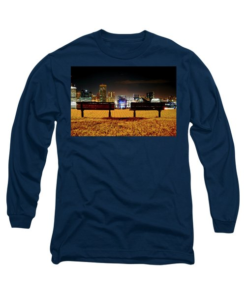Charm City View Long Sleeve T-Shirt