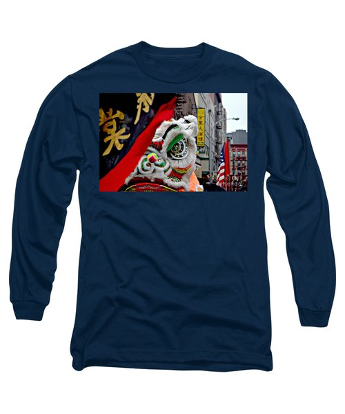 Chinese New Years Nyc  4704 Long Sleeve T-Shirt