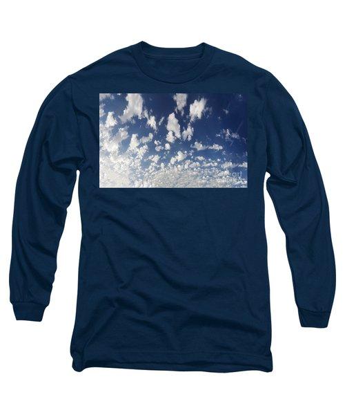 Cloudy Sky Long Sleeve T-Shirt