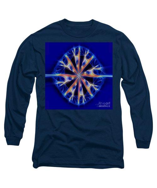 Color Me Long Sleeve T-Shirt by Danuta Bennett
