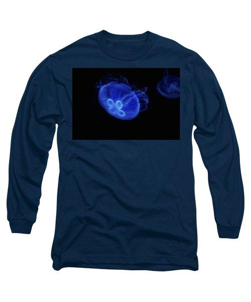 Common Moon Jelly Long Sleeve T-Shirt