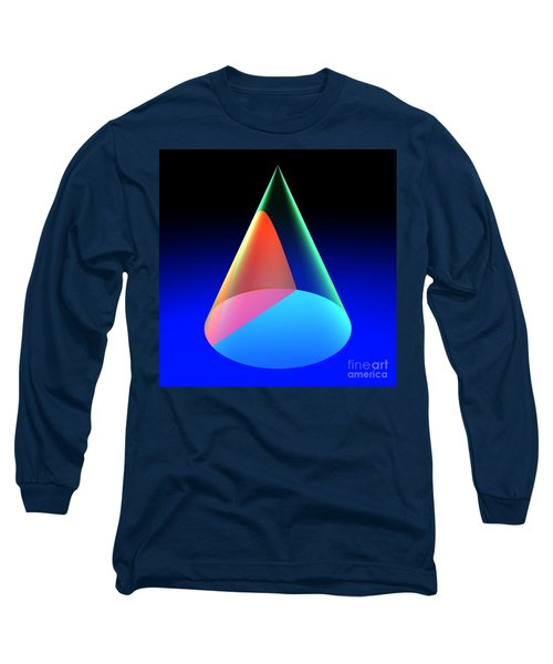 Conic Section Hyperbola 6 Long Sleeve T-Shirt