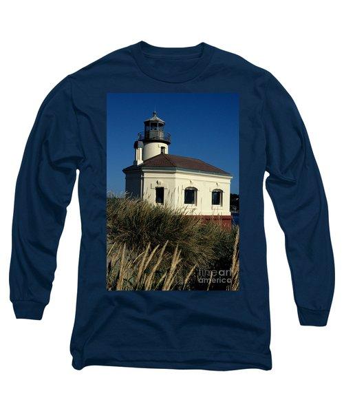 Coquille Light Long Sleeve T-Shirt by Sharon Elliott