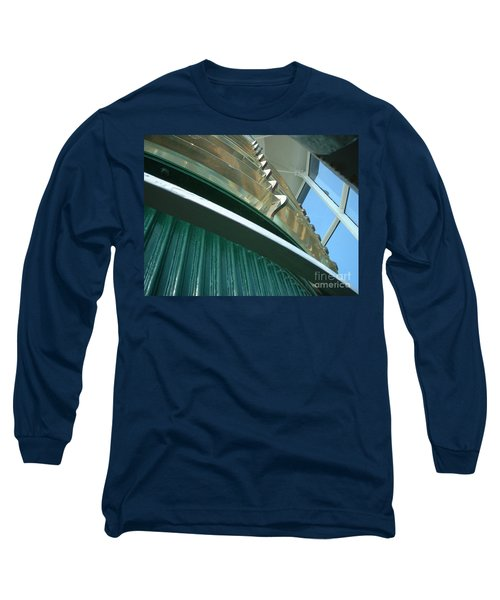Crystal Lights Long Sleeve T-Shirt by Mark Robbins