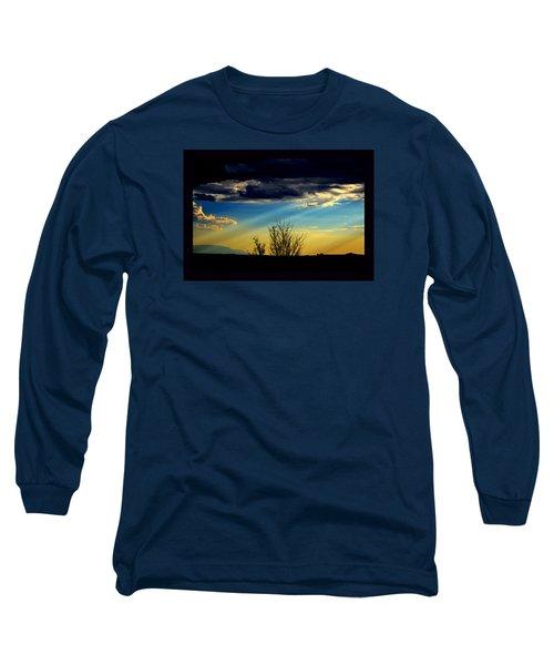 Desert Dusk Long Sleeve T-Shirt