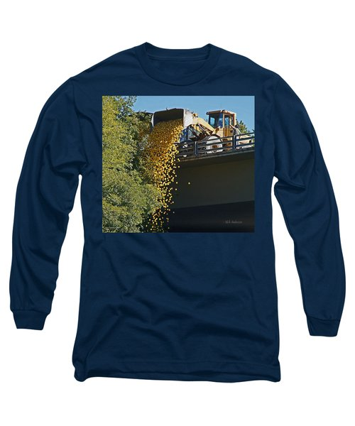 Dumping The Ducks Long Sleeve T-Shirt