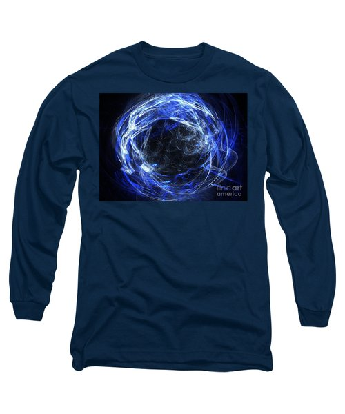 Long Sleeve T-Shirt featuring the digital art Eternal by Kim Sy Ok