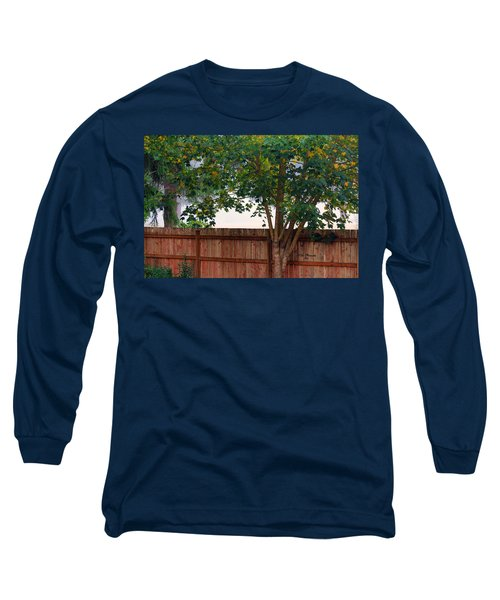 Long Sleeve T-Shirt featuring the photograph Fog In Olympia II by Jeanette C Landstrom