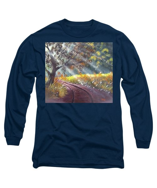 Forest Sunbeams Long Sleeve T-Shirt
