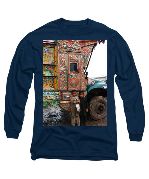 Friends - Take Me For A Ride In Your Jingly Truck Long Sleeve T-Shirt