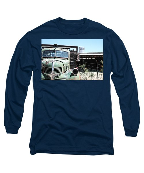 Hackberry Arizona Route 66 Long Sleeve T-Shirt